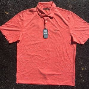 George Norman Polo dress shirt. Size Large